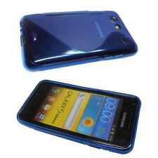 caseroxx TPU-Case voor Samsung Galaxy S Advance i9070 in blue gemaakt van TPU