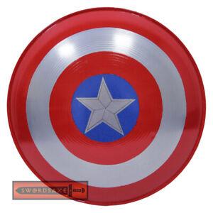 Captain America Circular Round Shield All Metal Replica Star Handmade Cosplay