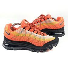 a6873ff1f8df Nike Air Max 95 AM95 DYN FW Total Crimson Black Total Orange 554715-838 9.5