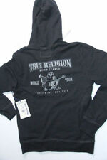 New True Religion Hoodie Black  Big Buddha Jacket Medium M