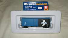 Walthers HO 40' PS-1 Boxcar Boston & Maine B&M #74020 Item #910-2365