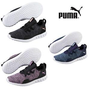 Puma Carson 2x Knit Wn`s Damen Sportschuhe Turnschuhe Laufschuhe Sneaker NEU