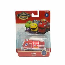 NEW Chuggington Wooden Railway Asher FREE SHIPPING