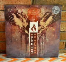 LIKE MOTHS TO FLAMES - The Dying Things We Live For LTD COLORED VINYL & CD New!