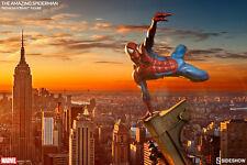 SIDESHOW  The AMAZING SPIDER-MAN PREMIUM FORMAT Figure Statue Bust Venom carnage