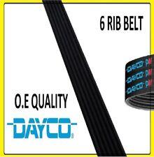 BMW 5 series 2.0 i Alternator, Power Steering Drive Fan Belt (Petrol) Genuine Sp