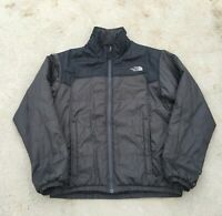 Men's The North Face Light Gray/Black Soft Shell Jacket Size Medium