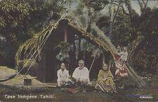 TAHITI CASE INDIGENE ED. HOMES