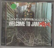 DAMIAN jr. gong MARLEY - welcome to jamrock CD