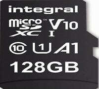 128GB Micro SD Card MEMORY Card for MOBILE Tablet Camera Dash Cam Drone 100MBs