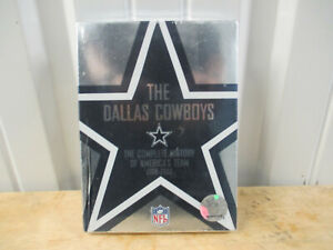 NFL FILMS DALLAS COWBOYS THE COMPLETE HISTORY OF THE DALLAS COWBOYS 1960-00 DVD