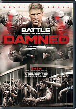 BATTLE OF THE DAMNED DVD - DOLPH LUNDGREN - AUTHENTIC US RELEASE