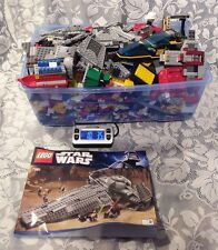 10 Lb Bulk Lot of Assorted Mixed Loose LEGO Bricks Pieces Parts Lot Vintage 7961