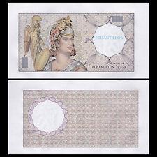 Testnote, France Echantillon 1250 Montesquieu, Sample, UNC
