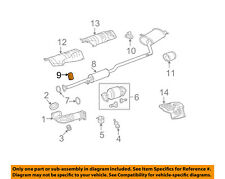 18215S84A20 Acura OEM Exhaust System Muffler Hanger Insulator