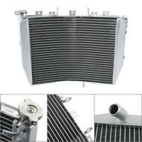 TARAZON Motorcycle Engine Water Cooling Cooler Aluminum Core Radiator for Kawasaki Ninja ZX10R ZX-10R ZX1000C 2004 2005