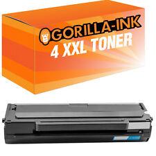 4 toner XXL para Samsung mlt-d1042s ml-1660 ml-1660 n ml-1665 ml-1666 ml-1670