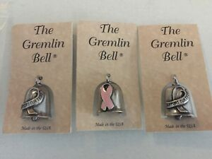 The Gremlin Bell Pewter (Qty of 3)