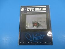 CTC Board Magazine (Railroads Illus.) February 1991 Winter Photo Section M4022