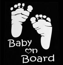BABY ON BOARD   CAR DECAL,GIRLS BOYS  STICKER