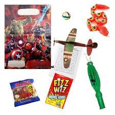 Garçons pré rempli Avengers parti sacs enfants Tout-Prêts Héros Marvel butin Goody sac