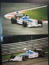 Photo Nokia Tyrrell Yamaha 023 1995 #4 Mika Salo (FIN) GP Belgium 2x