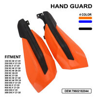 Hand Guards For KTM XCW150 EXCF250 XCF250 XCW250 XC300 EXCF350 XCF450 EXCF500