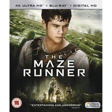 The Maze Runner 4k Ultra HD Blu-ray Digital Copy BLURAY