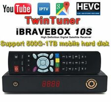 OPENBOX Digital Satellite TV Receiver DVB-S2 TwinTuner HD Set Top Box Player
