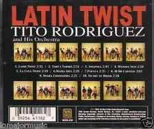 Mega RARE cd SALSA Tito Rodriguez LATIN TWIST papaya TABU yo soy tu dolor AMAPOL