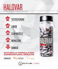 Purus Labs HALOVAR Testosterone Libido Lean Muscle Builder 120 tablets - SALE