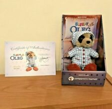 Sleepy Oleg Toy Compare The Meerkat / Market With Certificate - Ltd Ed - New
