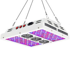 VIPARSPECTAR PAR600 600W LED Grow Lights for Indoor Hydroponics Plants VEG/BLOOM