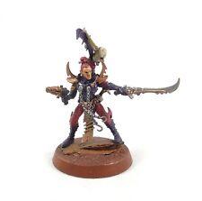 Warhammer 40k Army Dark Eldar Drukhari Wych Painted