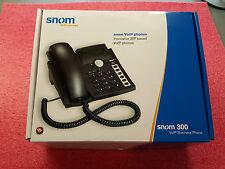 Snom 300, 4 Line SIP (VoIP) Phone