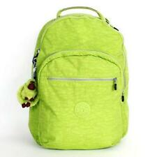 New With Tag KIPLING SEOUL BACKPACK WITH LAPTOP PROTECTION BP3020 321 -Citron