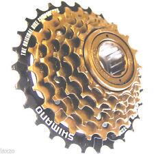 Componentes y piezas marrón Shimano para bicicletas