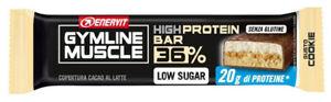 Enervit Gymline Muscle Protein Bar 36% Box Barrette Proteiche Vitamine Sport