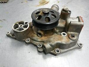 81Q015 Water Coolant Pump 2012 Chrysler  300 5.7L