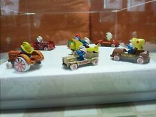 Smurf american metal cars complete collection, auto puffi americane in...