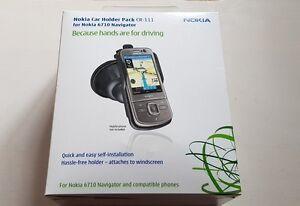 100% Original Nokia 6710 Navigation Car Holder CR-111