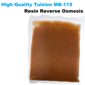 10L DI High Quality Tulsion MB-115 Resin Reverse Osmosis Deionization Aquati