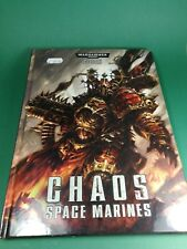 Codex Chaos Space Marines - 6. Edition - Hardcover - Warhammer 40k