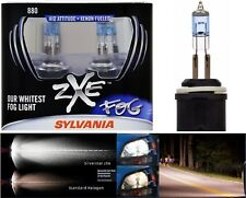 Sylvania Silverstar ZXE 880 27W Two Bulbs Fog Light Upgrade Replacement DOT Fit