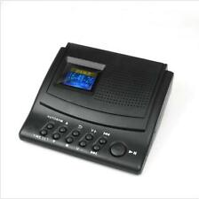 Automatic Telephone Voice Recorder For Direct Landlines Time/Date Number Saved