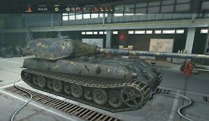 World of Tanks Blitz account - All techtree researched,400days premium,20K gold.