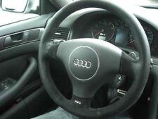 Audi A6 RS6 C5 steering wheel badge insert inlet OE logo