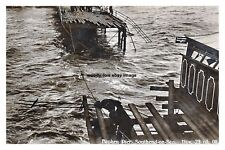 rp14115 - Wrecked Southend Pier , Essex , 1908 - photo 6x4