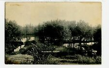 Pillager Creek MN Antique RPPC Rare Photo—Metro-Brainerd ca. 1910s