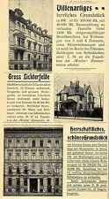 Immobilien Berlin Villenartiges...Villa Herrschaftliches schönes Grundstück 1899